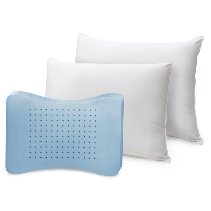 SensorPedic MemoryLoft Classic Pillow - Set of 2 - 62628