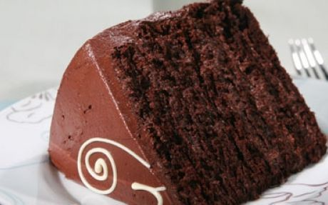 Chocolate Blackout Cake Recipe by Anna Olson
