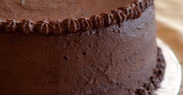 Receta: Torta de Chocolate http://cienporcientomujer.co/receta-torta-de-chocolate/