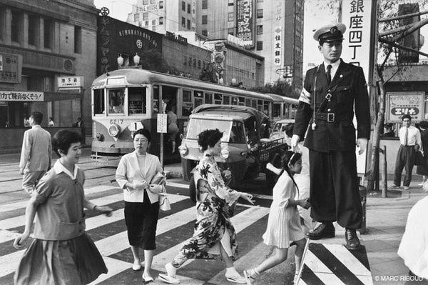 Marc Riboud 1958 Japan