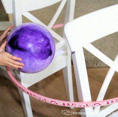 Kleinkinder Geburtstag Spiele