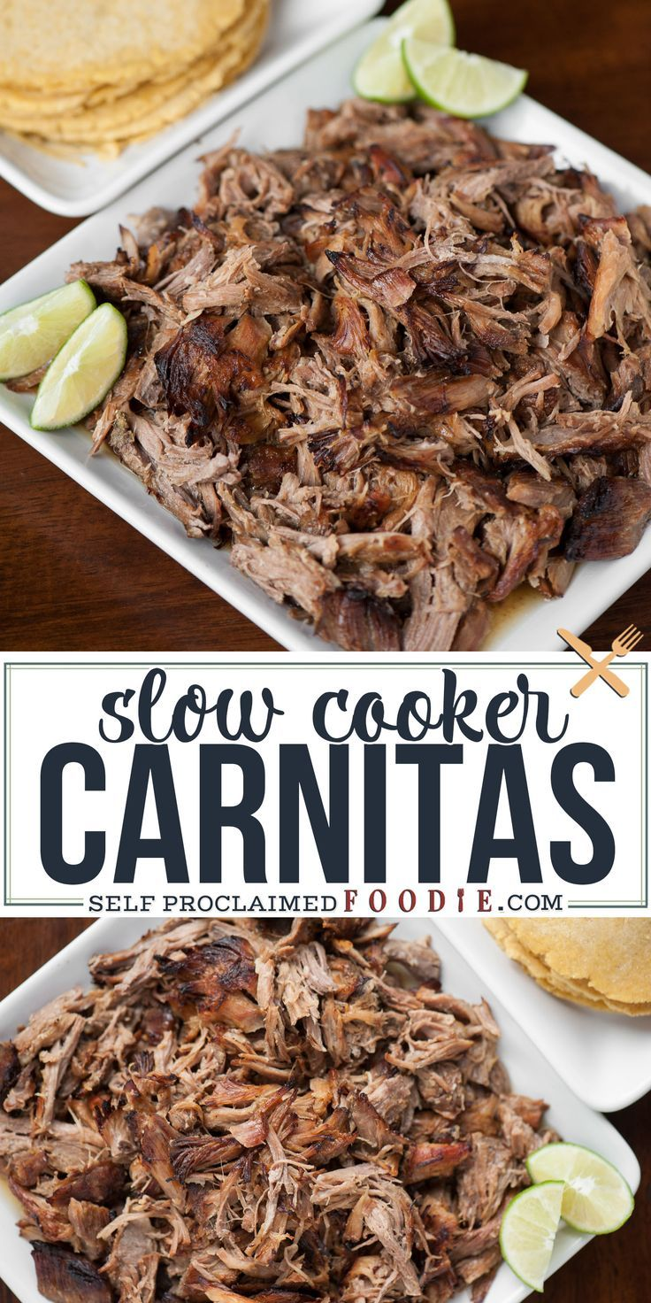 If its not quite yet barbecue weather, use your crockpot to make flavorful pork …   – Food & Drinks