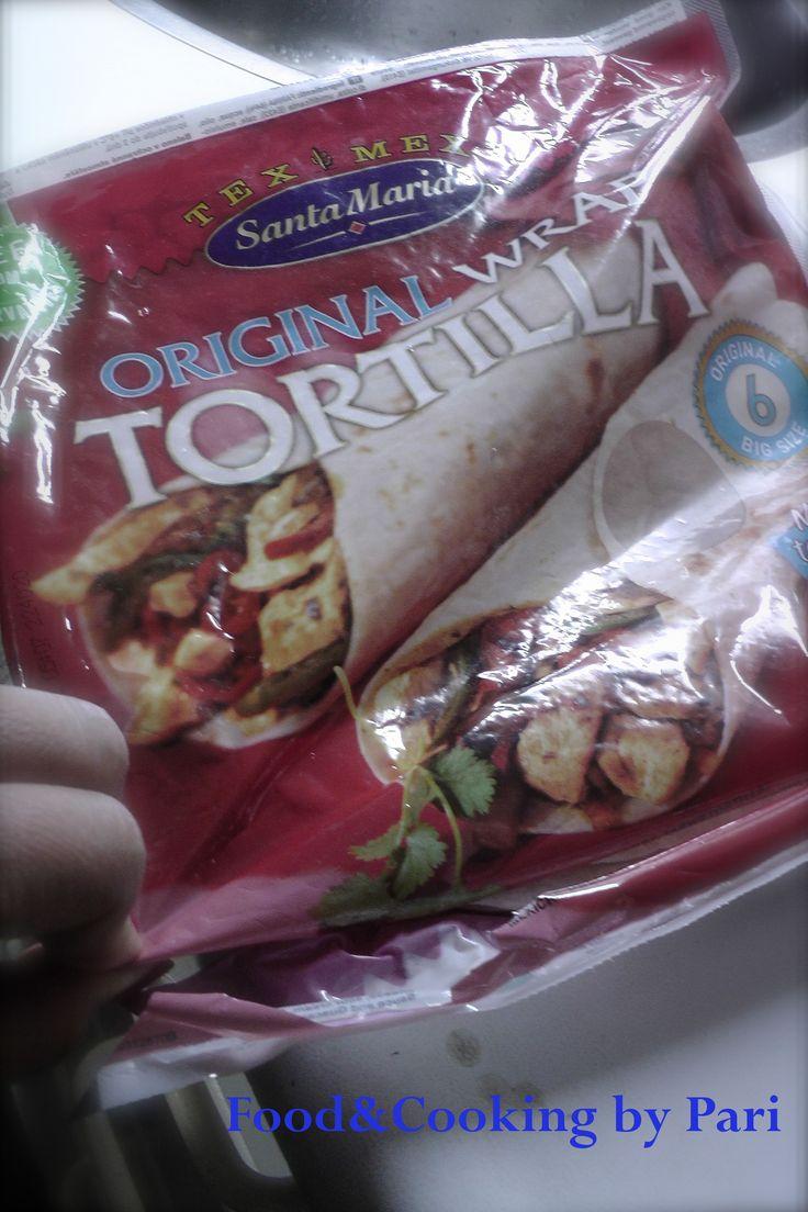 You need Tortella flat bread