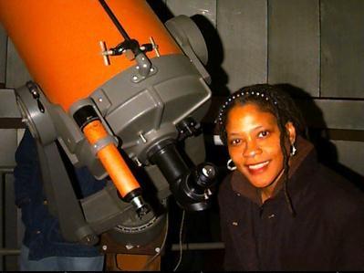 Reva K. Williams PH.D is the first African-American female astrophysicist. #women #STEM #rolemodels