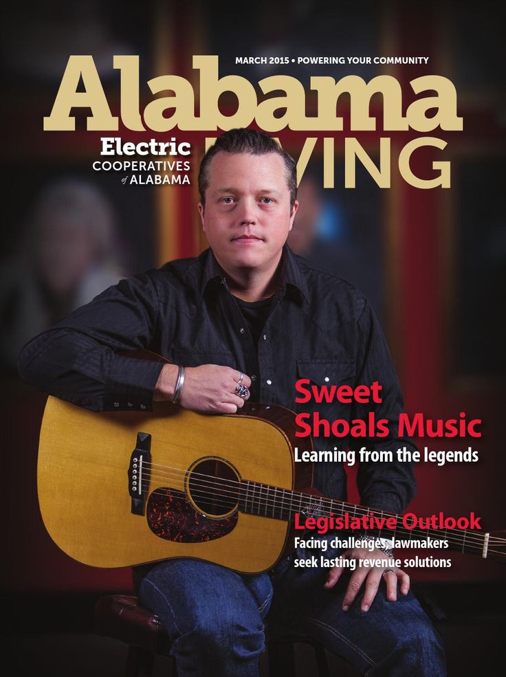 Alabama Living, March 2015  For our inaugural music issue, the magazine's art…