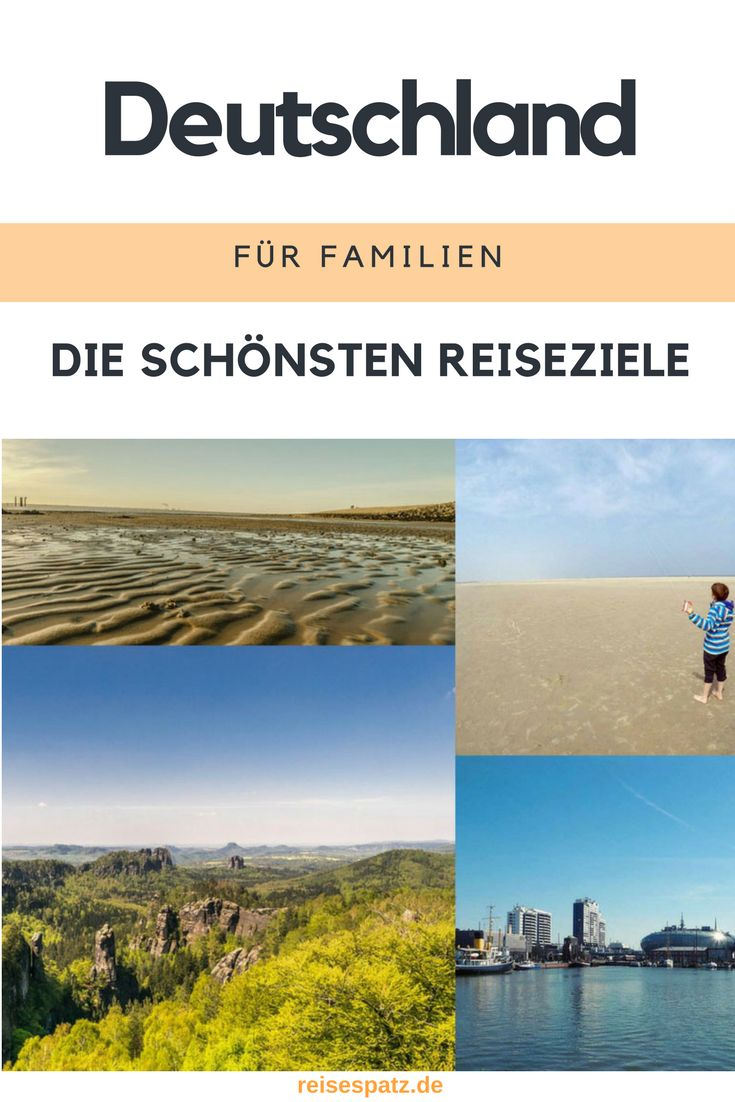 Warum immer in die Ferne schweifen? Auch Ferien in Deutschland sind toll! Ich habe die Profis, was Reisen mit Kindern angeht, nach ihren schönsten Reisezielen in Deutschland gefragt. Dabei sind 20 wunderbare Empfehlungen für Urlaubsziele in Deutschland zusammen gekommen.Im ersten Teil zeigen dir die Familienreiseblogger Deutschlands schönste Reiseziele im Norden des Landes.
