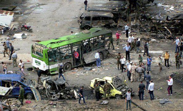 Al menos 145 muertos en atentados del Estado Islámico en feudos del régimen sirio