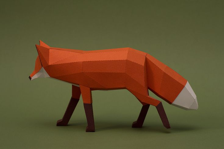 Mamíferos de papel, un proyecto en construcciónAn ongoing series of mammals made in paper