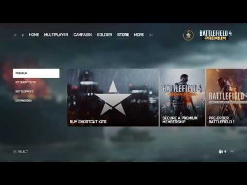 Battlefield 4 gets new, cleaner UI on PS4 and Xbox One | VG247