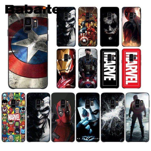 Babaite Marvel The Avengers Jorker Dead Pool DIY Printing Drawing ...