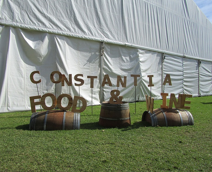 This year's Fest took place from 4 - 6 May at Constantia Uitsig, just outside #CapeTown.