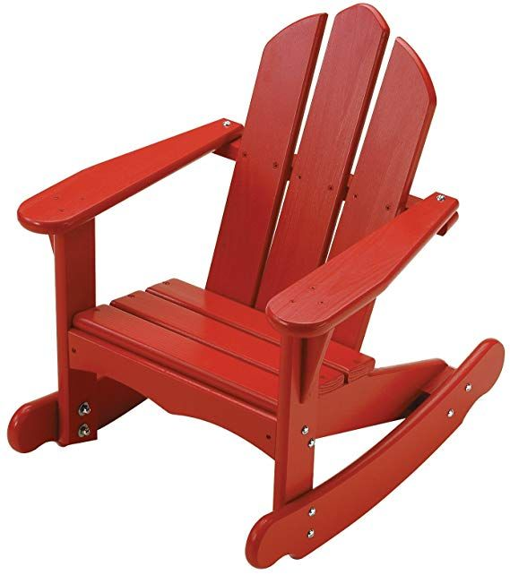 Little Colorado Childs Adirondack Chair Unfinished