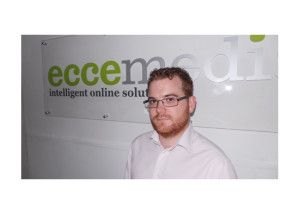 ECCE MEDIA WELCOMES A NEW MEMBER OF STAFF TO ITS WEBSITE DESIGN & DEVELOPMENT TEAM