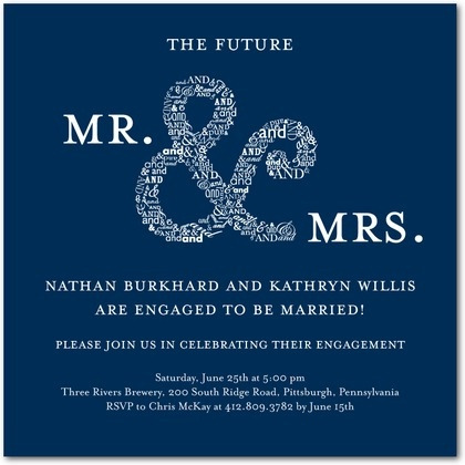 13 best Engagement Party Invitations images on Pinterest