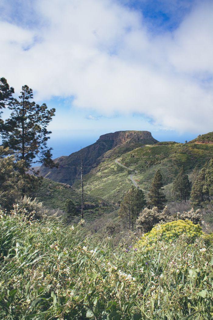 Der Tafelberg von La Gomera: Der La Fortaleza de Chipuda. Die Kanareninsel ist ein Wanderparadies und das perfekte Urlaubsziel für Naturverbundene Menschen. Kommt mit auf ein Abenteuer auf die magische Insel La Gomera.