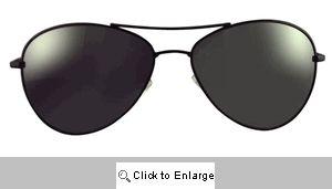 Chips Vintage Aviators Sunglasses - 217A Black