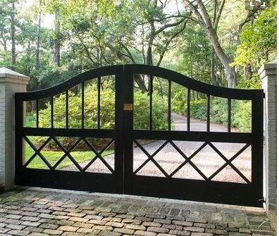 Puertas De Jardin Metalicas. Simple Fabulous Excellent Cunto Cuesta ...