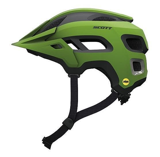 Scott Sports Stego Mountain Bike Helmet with MIPS (Multi Directional Impact Protection  System)  2014  $160.00