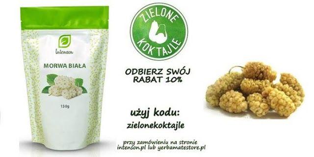 Zielone koktajle: awokado + szpinak + cytryna + morwa