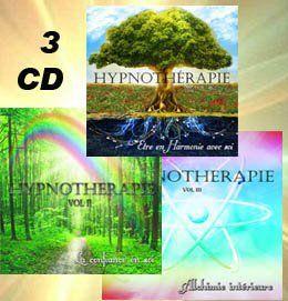 Hypnotherapie vol1+vol2+vol3
