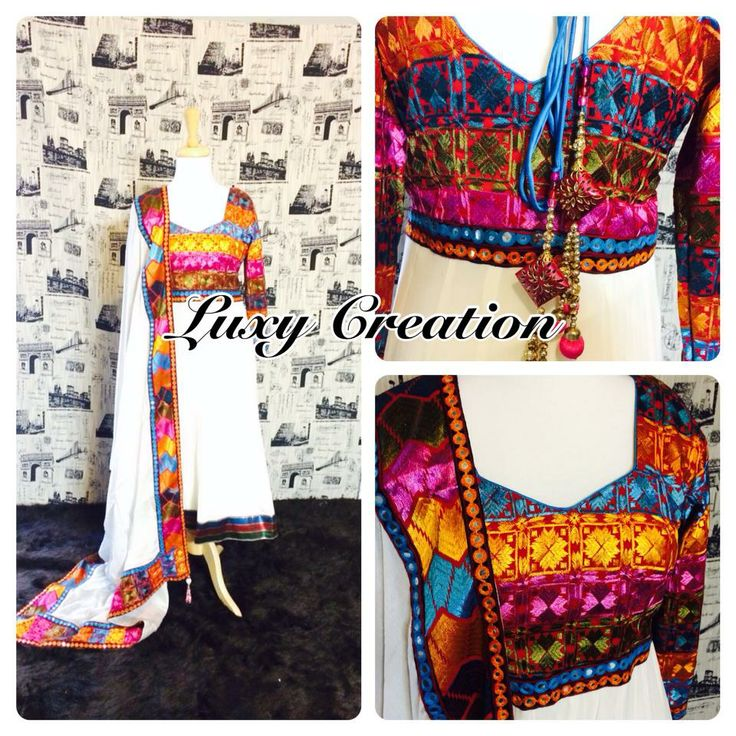 Phulkari Suit!! #punjabi #punjabisuit #suit #bollywood #bollywoodfashion #indianfashion #indiansuit #anarkali www.facebook.com/luxycreation