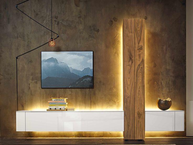 wohnwand h lsta gentis in 2019 einrichten und wohnen. Black Bedroom Furniture Sets. Home Design Ideas