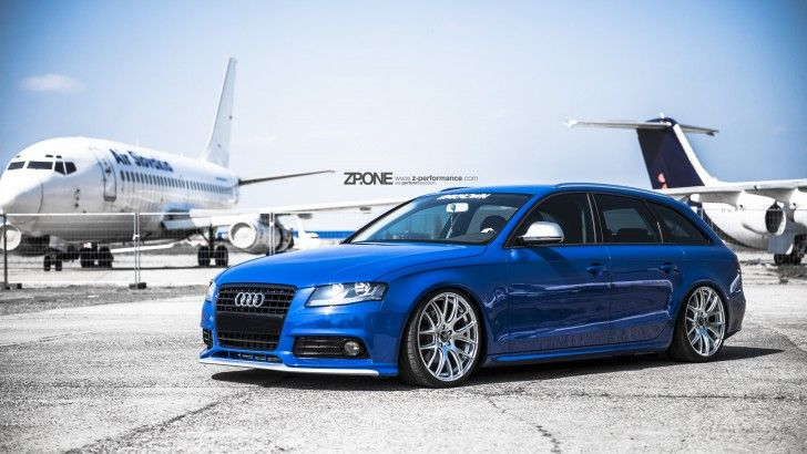 Tuning Audi A4