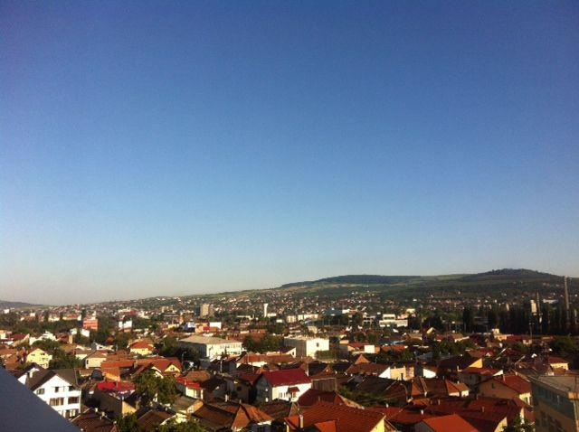 Buna dimineata de la Cluj!:)