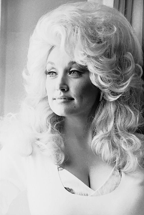 The Dolly Parton Scrapbook beautiful young