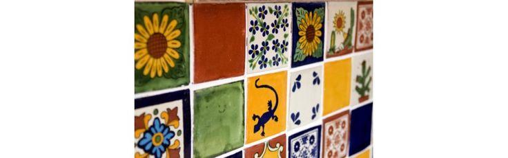 Azulejos carrelage mexicain, azulejos décoration murale - Amadera