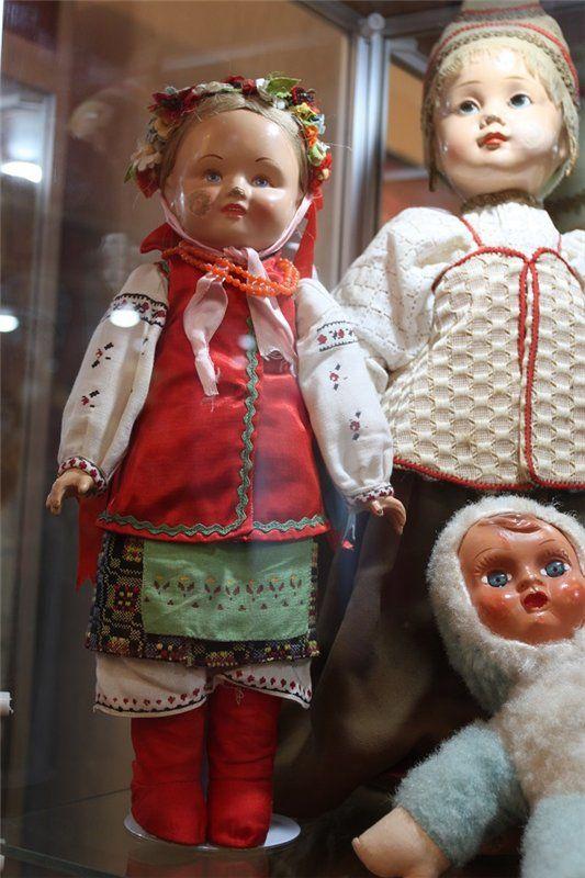 """""""Музей любимой игрушки"""" в Коломне / Выставка кукол - обзоры, репортажи, информация, фото / Бэйбики. Куклы фото. Одежда для кукол"""