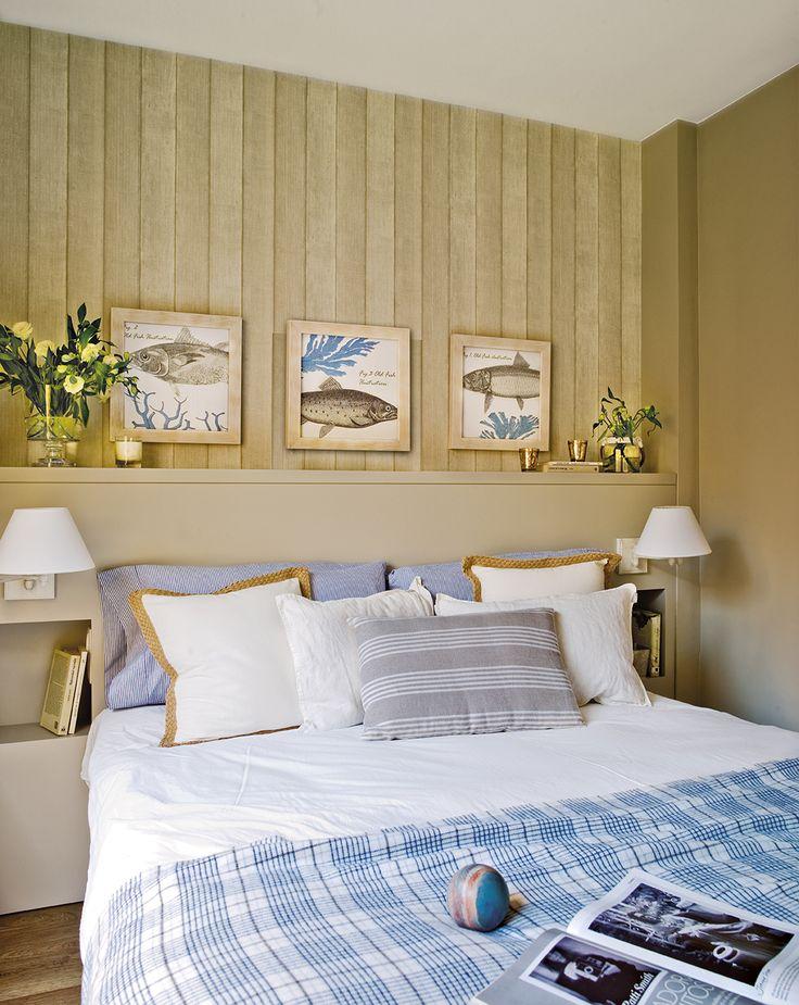 Las 25 mejores ideas sobre dormitorios peque os en - Ideas dormitorios pequenos ...