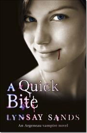 A Quick Bite af Lynsay Sands, ISBN 9780575099494