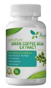 The Health Company® Green Coffee Bean Extract On SALE For A Limited Time: Only $14.95! Made in the U.S.A.