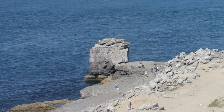 View from lighthouse, Pulpit Rock