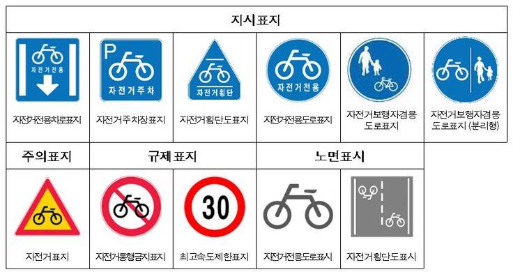 자전거 픽토그램
