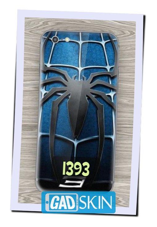 http://ift.tt/2d2GHpy - Gambar Spiderman 1393 ini dapat digunakan untuk garskin semua tipe hape yang ada di daftar pola gadskin.