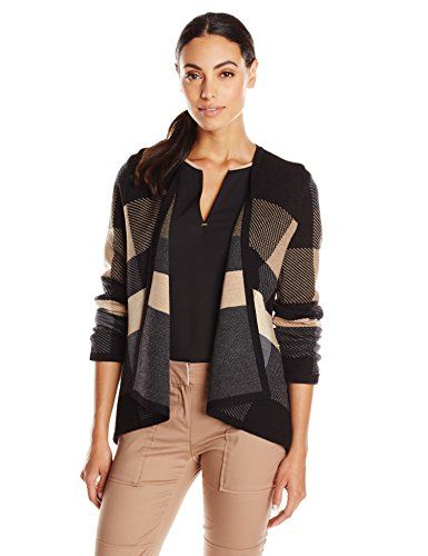 Pendleton Women's Crossover Cardigan Sweater