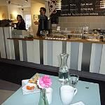 Pavia Espresso Bar & Cafe - Clients recommended we meet over coffee at Pavia. I'd not been to Herring Cove Village for many years, even though it's only 10 minutes away... #Halifax #restaurants http;//www.MervEdinger.com