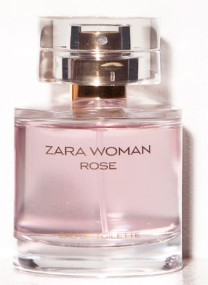 Zara Rose Zara for women - check for J'adore dupe