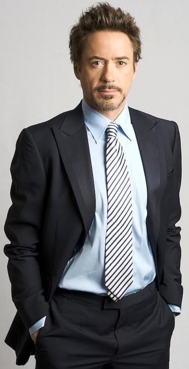Robert Downey Jr or Tony Stark?? Hard to tell sometimes, lol