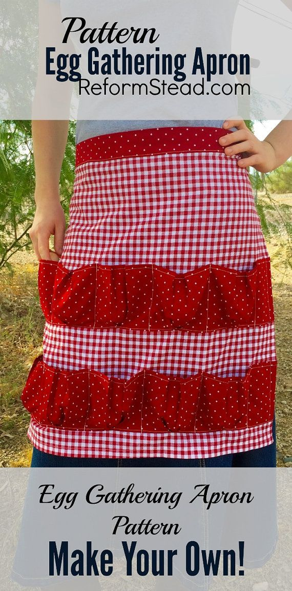 Pdf Pattern Tutorial Hand Embroidery Stitch My Garden 002: 25+ Best Ideas About Apron Sewing Patterns On Pinterest
