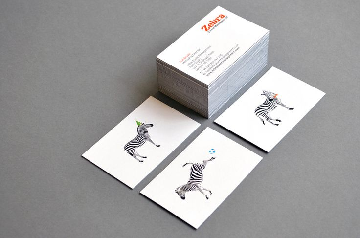 Zebra Event Management - Gareth Procter Graphic Design