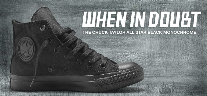 Because you can never have too many Chucks