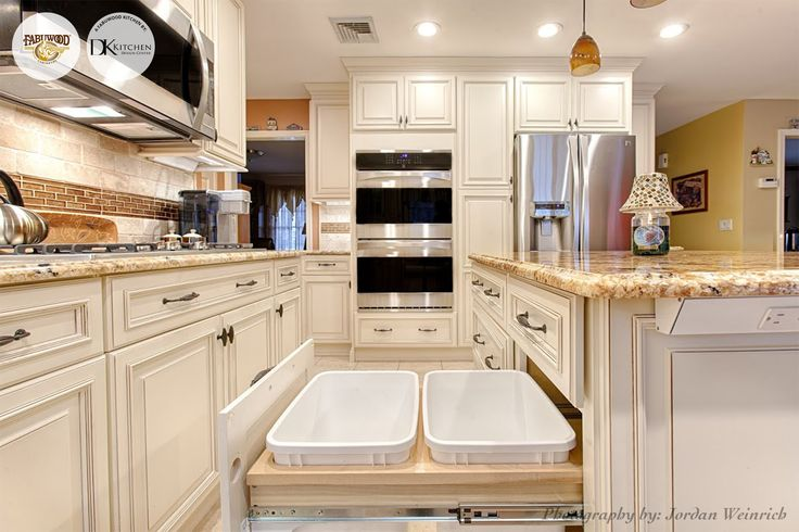 8 Best Fabuwood Wellington Kitchen In Ivory Glaze Completed By Dk Kitchen Design Center Images