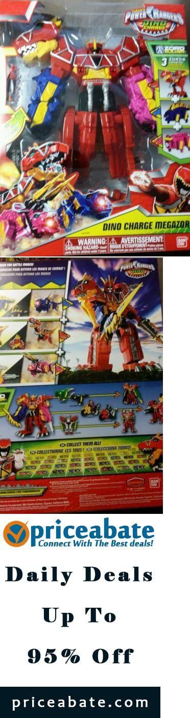 #blackfriday #blackfridaydeals #blackfridaysales Power Rangers Dino Charge Megazord! NEW! Rare! - Buy This Item Now For Only: $60.0