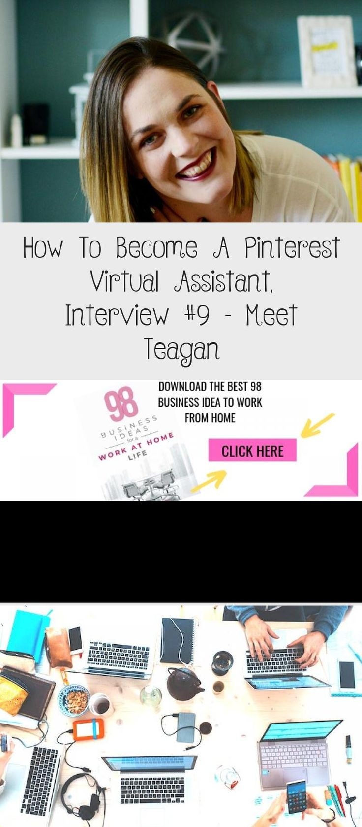 How To A Pinterest Virtual Assistant, Interview 9