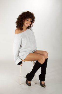 flashdance costume - Google Search