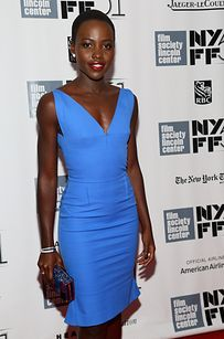 "She never shies away from bold colors… | Why ""12 Years A Slave"" Star Lupita Nyong'o Should Be Your New Fashion Idol"