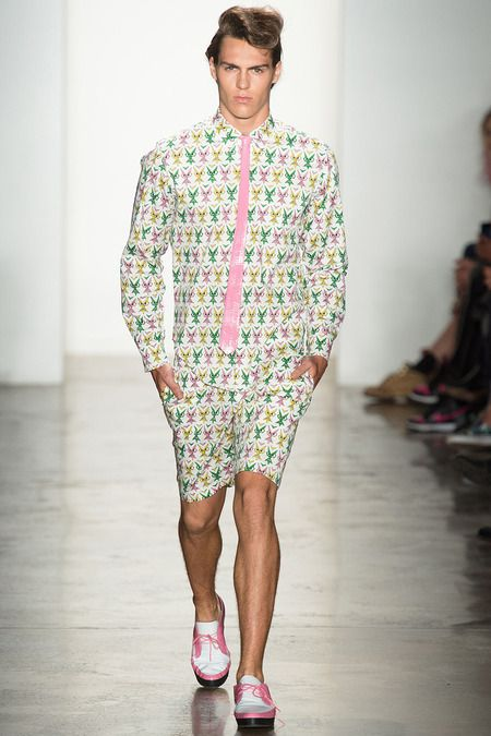 Jeremy Scott | New York | Spring 2014 |: 2014 Ready To Wear, Menswear Ss14, 2014 Ss, Scott Spring, 2014 Rtw, Spring 2014, Jscott S2014Rtw, 2014 Readytowear, Jeremy Scott